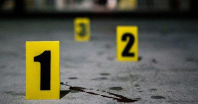 Marcadores de pruebas utilizados por la Policía en casos de homicidios