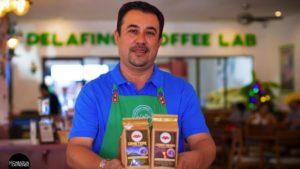 Emprendedor apoyado por Nicaragua Emprende