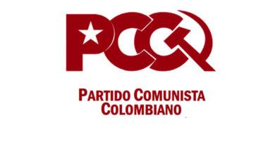 Logo del Partido Comunista Colombiano