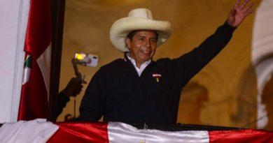 Pedro Castillo, Presidente Electo del Perú