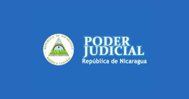 Logo del Poder Judicial de Nicaragua