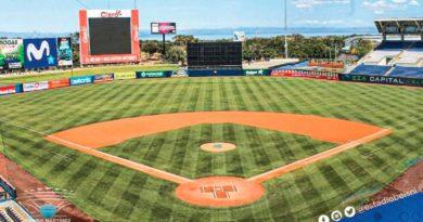 Estadio Nacional de Béisbol de Managua preparado para la segunda vuelta del Pomares 2021