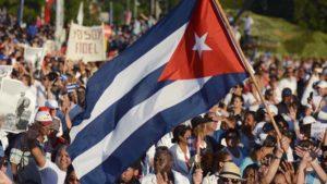 Mensaje de Nicaragua al heroico pueblo de Cuba