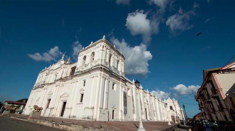 Para este martes el reporte del clima explicó que predominará el calor en el pacífico nicaragüense.