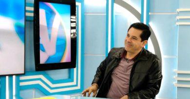 Diputado Wálmaro Gutiérrez en la Revista en Vivo, miércoles 29 de junio de 2021.