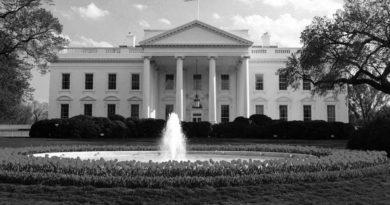 Casa Blanca en Washington, Estados Unidos