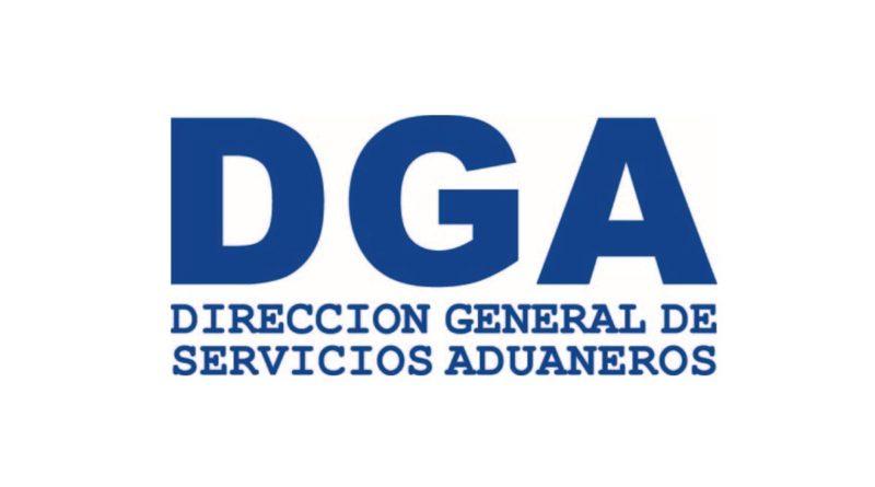 Logo de DGA