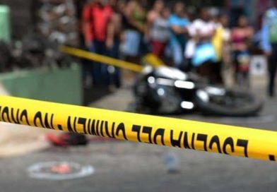 Accidente de tránsito donde falleció un motociclista en San Judas