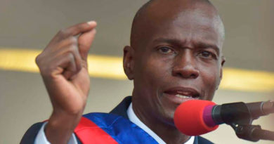 Presidente de Haití asesinado, Jovenel Moïse