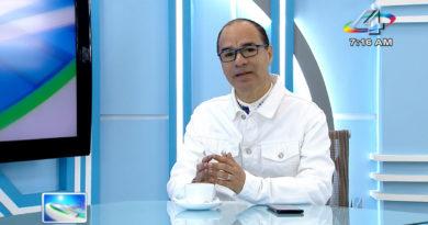 Diputado Carlos Emilio López en la Revista en Vivo, miércoles 28 de julio de 2021