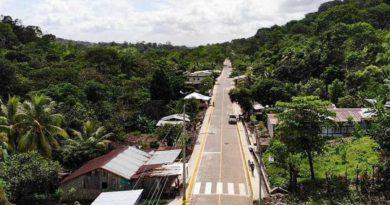 Carretera Río Blanco – Bocana de Paiwas