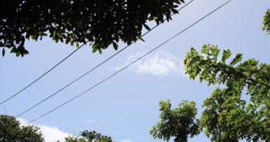 Cielo de este miércoles se mantendrá el ambiente caluroso en el pacífico.