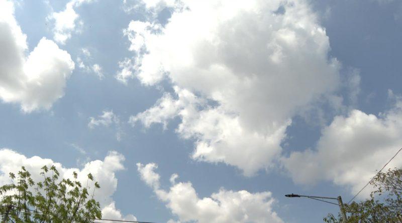 Este jueves estará soleado con lluvias dispersas en el Caribe.