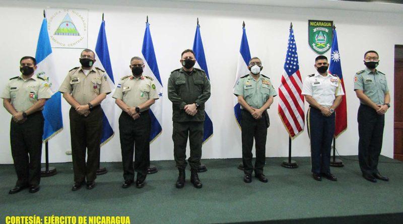 Conferencia Internacional de Inteligencia Militar en Managua
