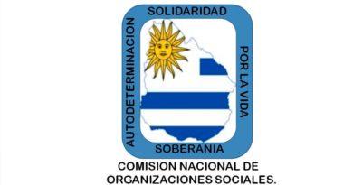 Logo del Comisión Nacional de Organizaciones Sociales del Uruguay (CO.N.O.S.UR)