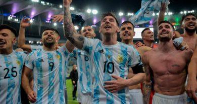 Equipo de Argentina