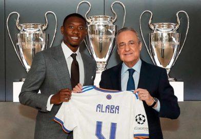 Nuevo defensa del Real Madrid, David Alaba.