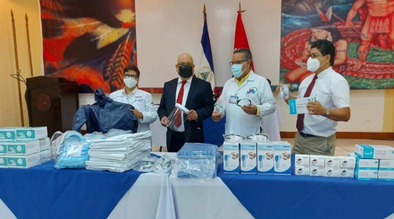 Equipos de Protección Médica donados por la Iglesia de Jesucristo de los Santos de los Últimos Días