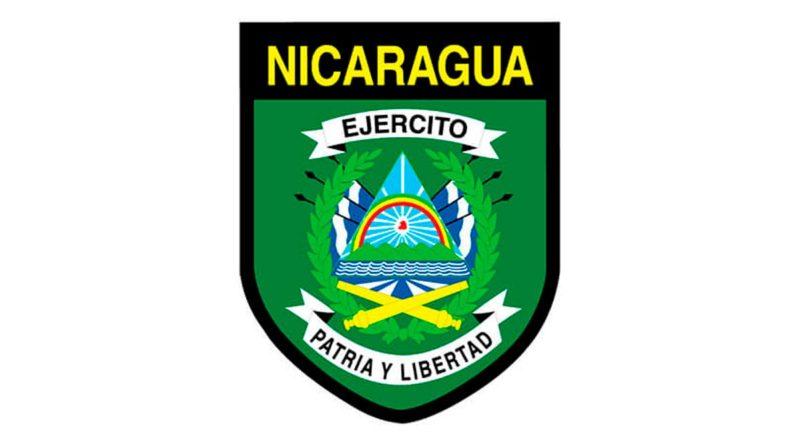 Logo del Ejército de Nicaragua