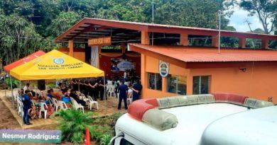 Nueva estación de bomberos inaugurada en San Marcos, Carazo