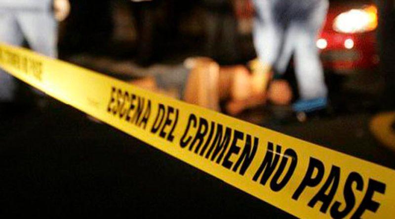 Cinta amarilla en la escena del crimen, Jinotepe