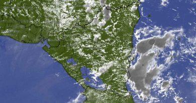 Imagen satelital sobre el fenómeno meteorológico que afectará el Mar caribe