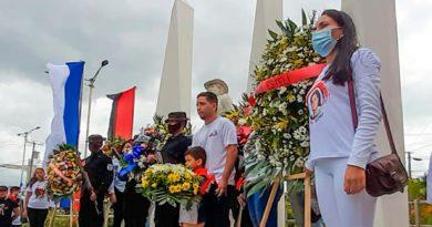 Estelí conmemora el 42 Aniversario de su Liberación