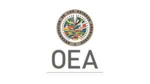 Logo de la Organización de Estados Americanos - OEA