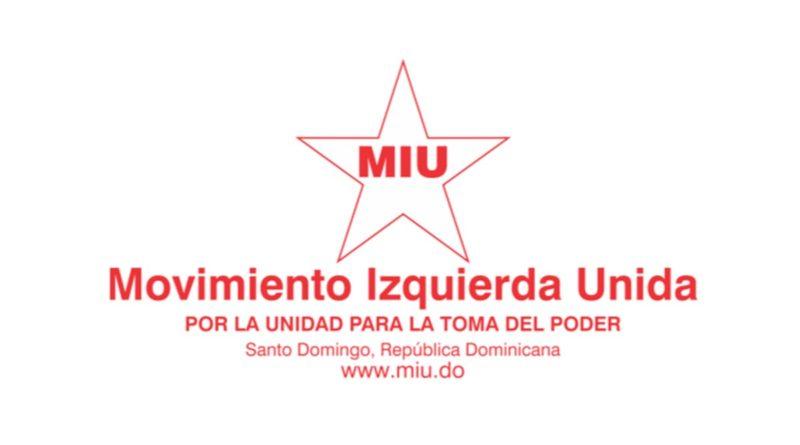 Logo del Movimiento Izquierda Unida de República Dominicana