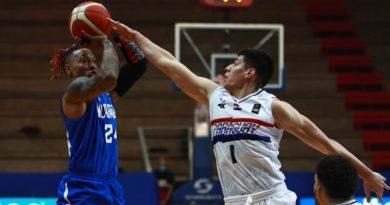 Nicaragua vence a Paraguay en Pre-Clasificatorio de Baloncesto