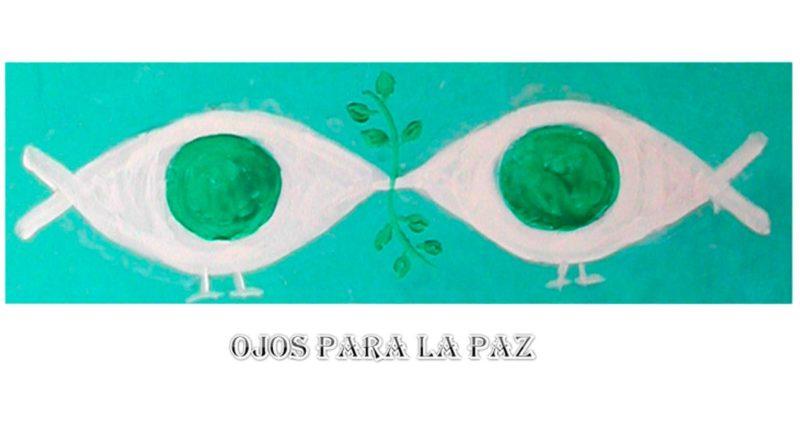 El colectivo internacional Ojitos para la Paz envía saludo en ocasión del 42/19