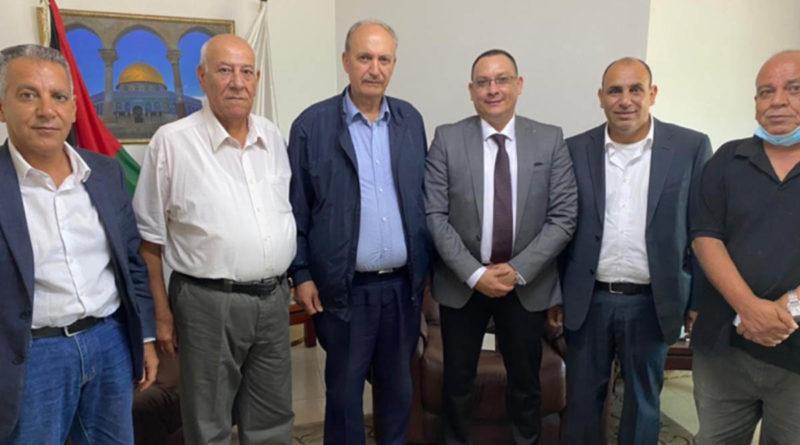 Frente de Liberación de Palestina expresa su solidaridad con Nicaragua