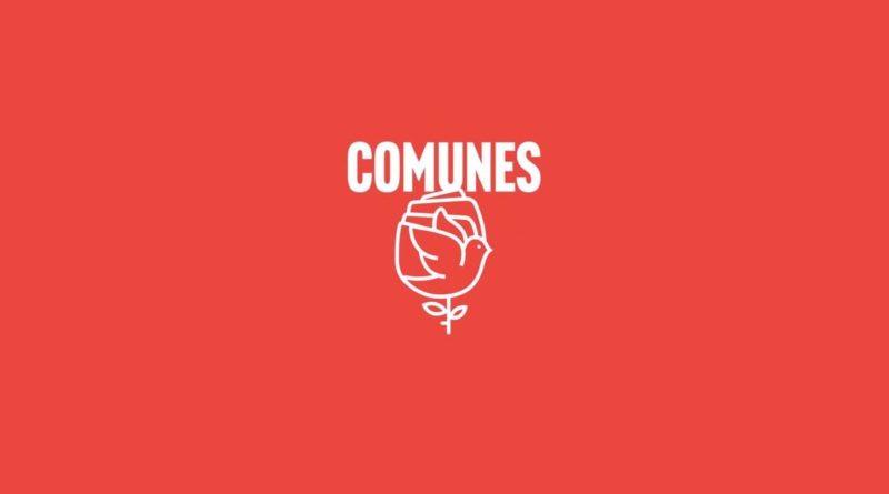 Logo del Partido Comunes de Colombia