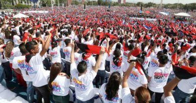 Partido Comunista de España saluda el 42 Aniversario del Triunfo de la Revolución Sandinista