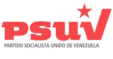 Logo del Partido Socialista Unido de Venezuela (PSUV)