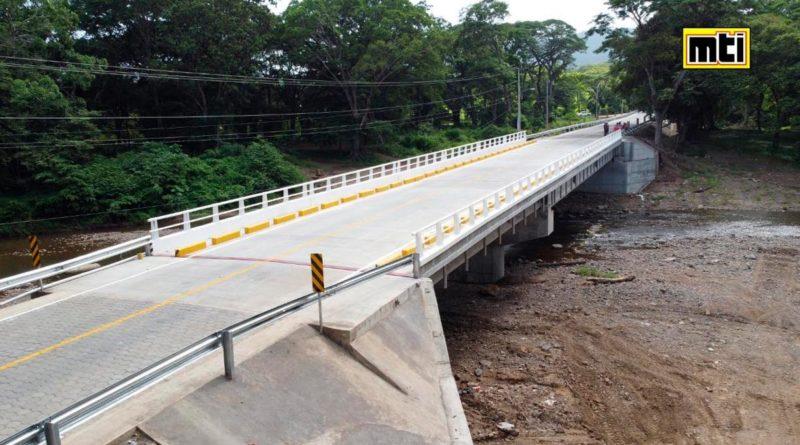 Gobierno Sandinista inaugura Puente Cárdenas en Rivas