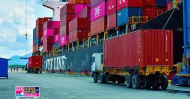 El Puerto de Corinto continúa siendo uno de los puertos más dinámicos de Nicaragua