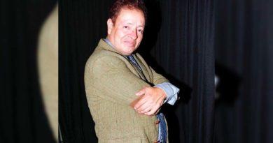 Sammy Pérez, quien falleció este viernes 30 de julio por complicaciones cardíacas