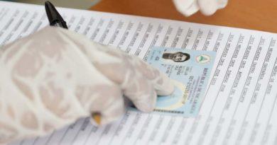 Padrón electoral nicaragüense