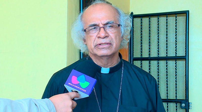 Cardenal Leopoldo Brenes