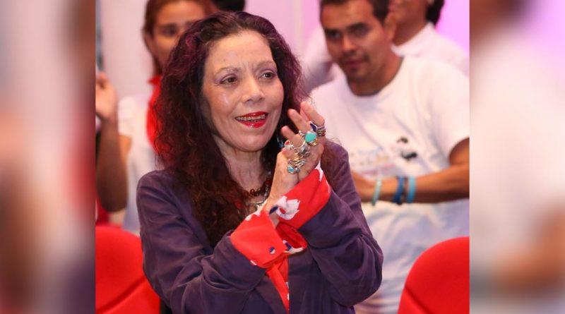 Vicepresidenta de Nicaragua, Rosario Murillo