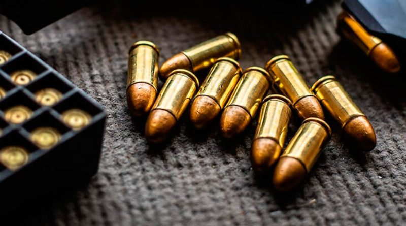 eliminación de municiones en mal estado