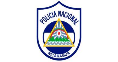 Logo Policía Nacional de Nicaragua