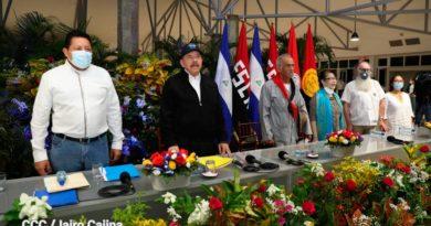 Presidente Daniel Ortega en el 41 aniversario de la Cruzada Nacional de Alfabetización