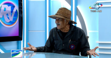 Profesor Orlando Pineda en Revista en Vivo, jueves 19 de agosto de 2021