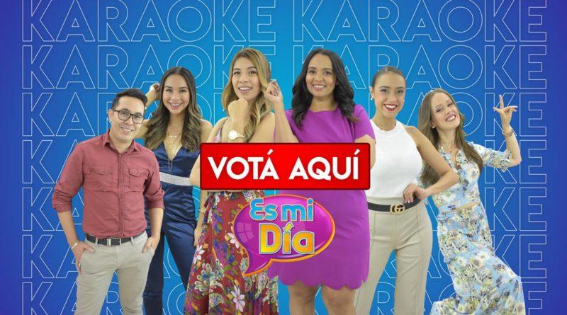 ¿Por quién querés votar en el karaoke, por Idis, Lizandra, Crismara, Mabel, Yunior o Kenia?