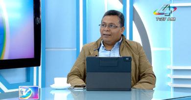 Benito Aragón en la Revista en Vivo, lunes 9 de agosto de 2021