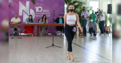 Casting nacional de Nicaragua Diseña
