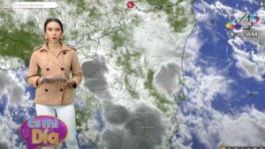 Idis en el programa Es Mi Día brindó el reporte del clima en Nicaragua