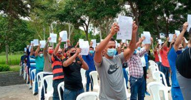 Entregan beneficio legal de convivencia familiar a privados de libertad en Chontales